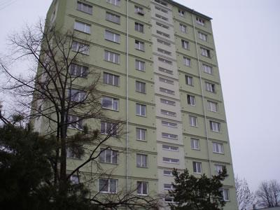 Bytový dom SVB FOPI Nitra