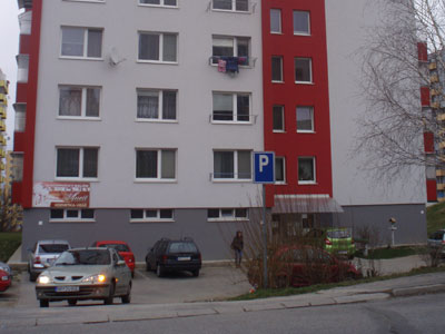 Bytový dom Čajkovského 20 Nitra