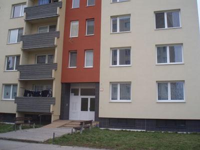 Bytový dom Golianova 56, 58, 60 Nitra