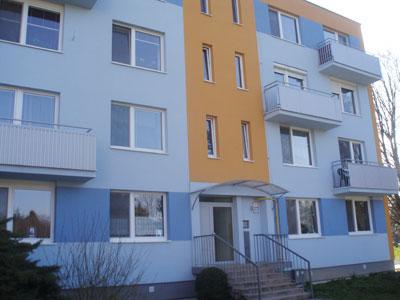 Bytový dom Lomnická 30, 32 Nitra
