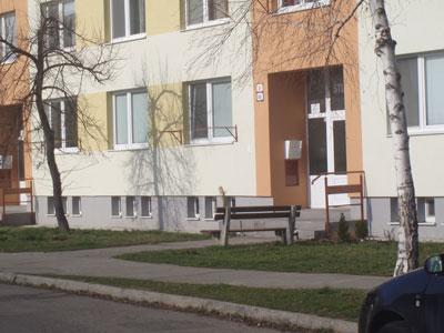 Bytový dom Štiavnická 8, 10, 12 Nitra