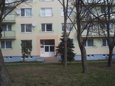 Bytový dom Ždiarska 2, 4, 6 Nitra