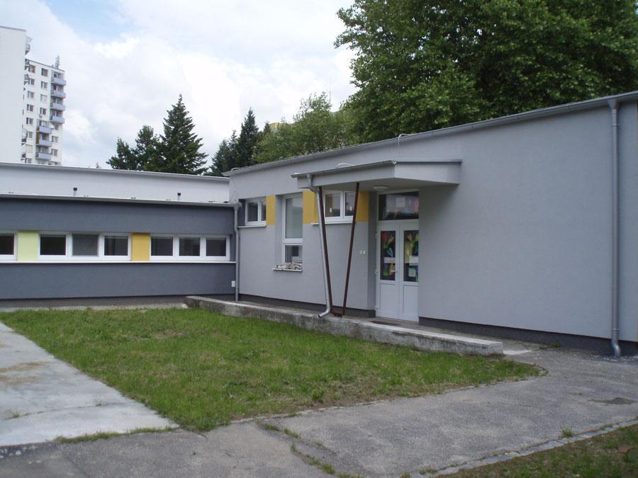 MŠ Ľ. Okánika, Nitra